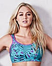 Shock Absorber Print Multi Sports Bra