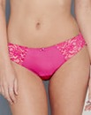 Curvy Kate Vixen Fuchsia Brazilian Brief
