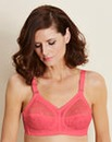 Triumph Doreen Non Wired Salmon Pink Bra