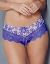 Charnos Violet Bluebell Shorts