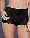 Gossard Gypsy Black Deep Shorts