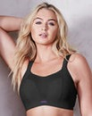 Panache Non Wired Black Sports Bra