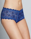 Triumph Amourette Blue Maxi Briefs