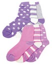 Thermal Ladies Socks Pack of 6