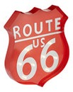 Light Up Route 66 Sign