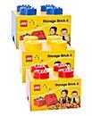 LEGO Storage 4 Brick Box