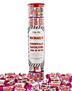 Love Hearts Personalised Sweet Tubes