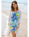 Together Balearic Sunset Kaftan