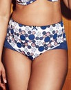 Anna Scholz Mandala Circles High Brief