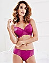 Ruby Full Cup Wired Padded Pink Bra