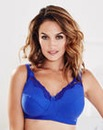 2 Pack Sarah NonWired Nat/Blue Bras