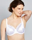 2Pack Lucy Full Cup Wired White Bras