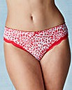 2 Pack Sophie Mid Rise Pink/Denim Briefs