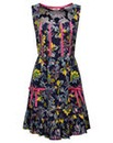 Joe Browns Midnight Floral Dress