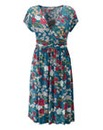 JOE BROWNS ORIENTAL FLORAL DRESS