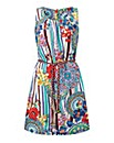 Joe Browns Carnival Print Longline Tunic