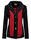 Joe Browns Blazer And Scarf