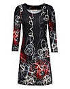 Joe Browns Creative Scribble Tunic