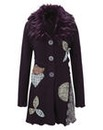Joe Browns Funky Fur Collar Cardigan