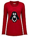 Joe Browns Winter Wonderland Jumper