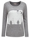 Joe Browns Perfect Polar Bear Knit