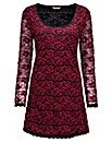 Joe Browns Very Vintage Lace Tunic Dress
