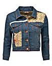 Joe Browns Embroidered Denim Jacket