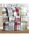 Country Check Throw Pack of 2