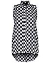 Koko Dot Print Sleeveless Shirt