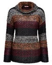 Joe Browns Funky Fish Net Jumper