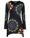 Joe Browns Kaledeiscope Of Colours Tunic