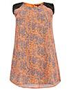 Samya Baroque Print Dress