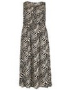 Samya Printed Maxi Dress