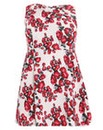 Samya Flower Print Dress