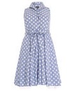 Samya Polka Dot Dress