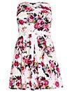 Samya Floral Midi Dress