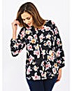 Koko Floral Print Shirt