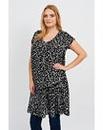 Koko Dot Print Dress