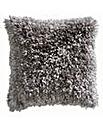 Ribbons Shaggy Filled Cushion