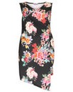 Praslin Floral Wrap Dress