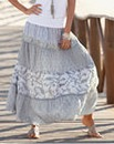 Together Tiered Maxi Skirt