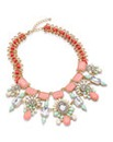 JOANNA HOPE Neon Jewel Necklace
