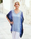 Joanna Hope Sequin Ombre Kaftan