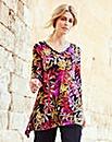 JOANNA HOPE Print Jersey Tunic