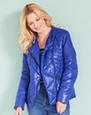 Padded Biker Jacket