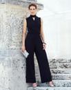 JOANNA HOPE Jersey Jumpsuit