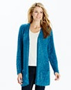 Fluffy Edge to Edge Cardigan