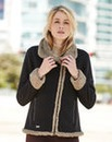 Regatta Faux Sheepskin Jacket