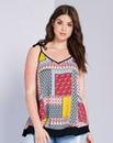 Simply Be Layered Print Cami