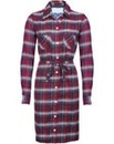 Brakeburn Check Flannel Dress